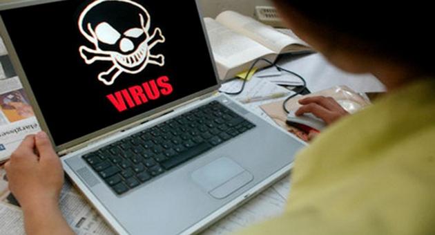 Пишет компьютер под угрозой что делать