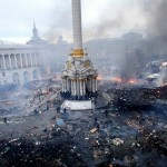 Майдан после революции