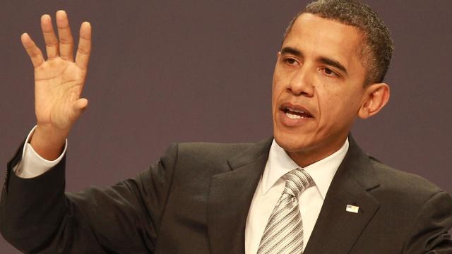 Что говорил Обама о борьбе с террористами