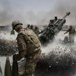 Афганистан война