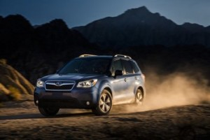 best-small-suv-subaru-forester