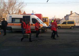 На Львовщине в ДТП пострадали 11 человек