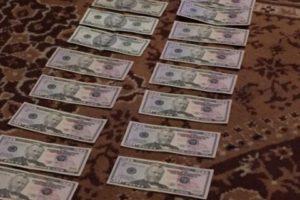 В Киеве полицейский попался на взятке в $ 3,5 тыс.