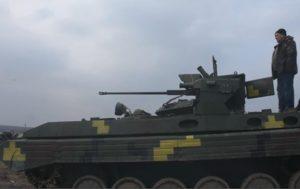 В Украине испытали боевые модули Стилет и Шквал