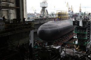 СМИ назвали самую опасную для американского флота российскую подлодку