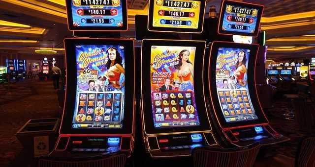 Игровые слоты а казино игровой зал
